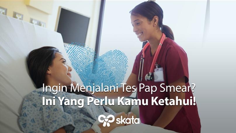 Wanita Yang Menjalani Tes Pap Smear