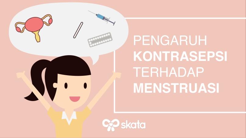 Pengaruh Kontrasepsi Terhadap Menstruasi